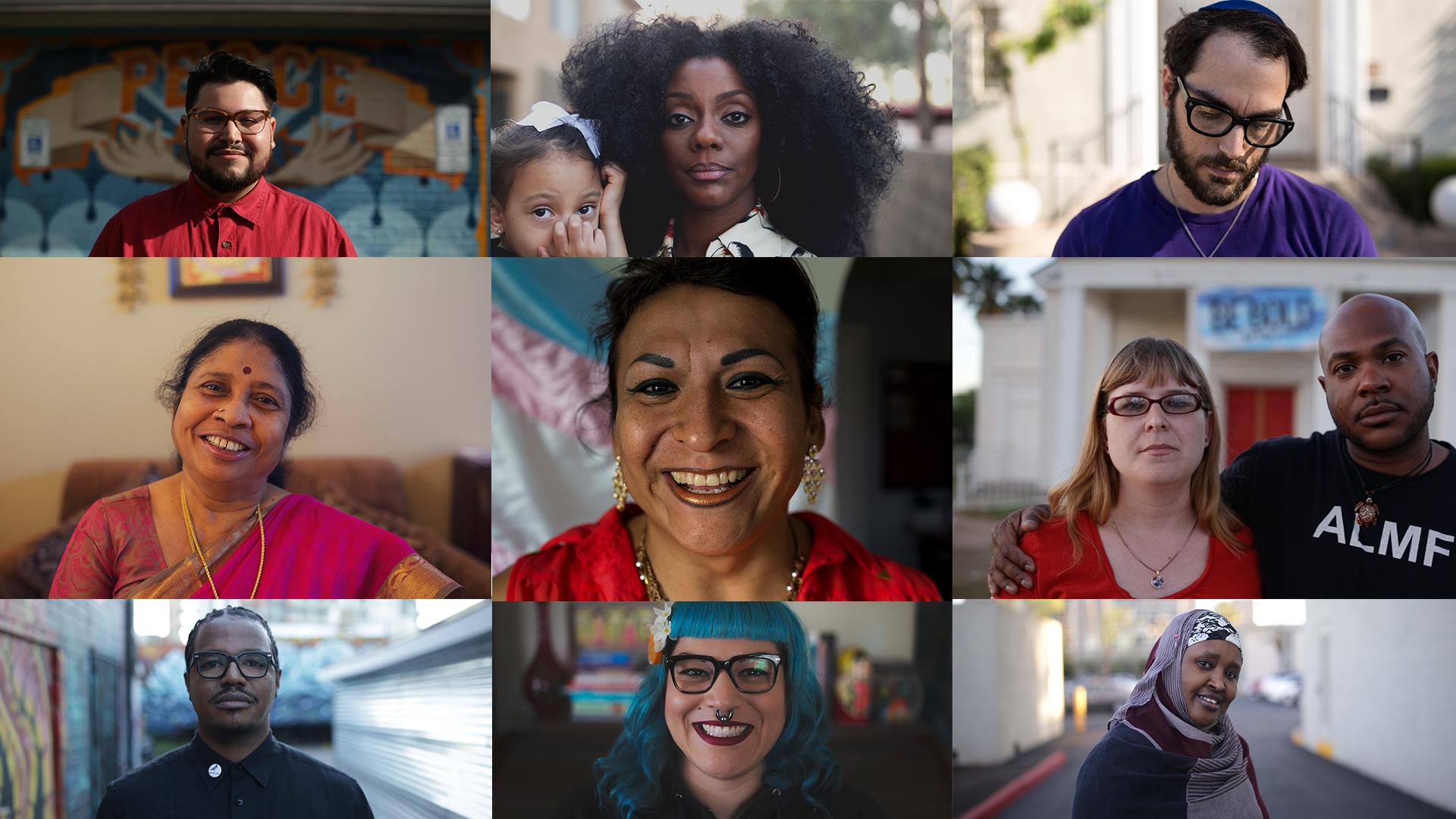 You Racist Sexist Bigot. Directed by Matty Steinkamp